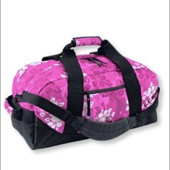 Llbean Bags Ll Bean Travel Duffle Bag Poshmark