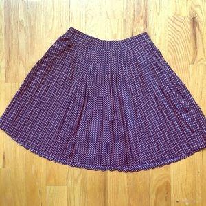 Brooklyn Industries Dresses & Skirts - Brooklyn industries pleated flare skirt NW