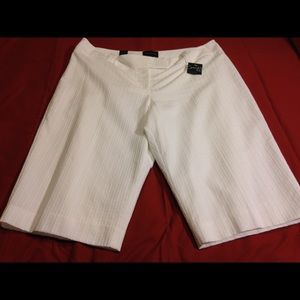 The Limited Pants - Cassidy Fit Walking, Knee Pant, Dressy City Shorts