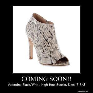 Charles Jourdan Shoes - Coming soon! Charles Jourdan High-Heel Bootie.