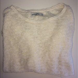 abercrombie kids Sweaters - Abercrombie Cream Sweater