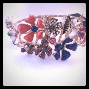 Jewel Bracelet/Cuff