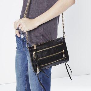 Rebecca Minkoff Handbags - Rebecca minkoff mini five zip Motto crossbody