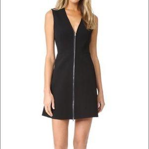 rag & bone Dresses & Skirts - Rag & Bone- Black Zip Front Sharon Dress NWT