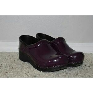 Dansko Other - Glossy Purple Dansko Shoes