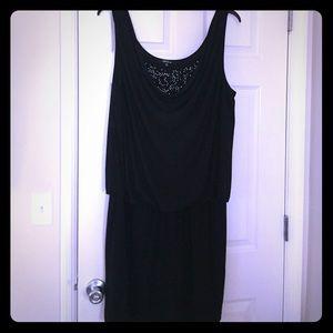 Onyx Dresses & Skirts - Black mid-length dress