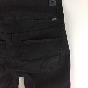 Jag Jeans Pants - Jag Jeans Black Cropped Pull on Pants Black Sz 2