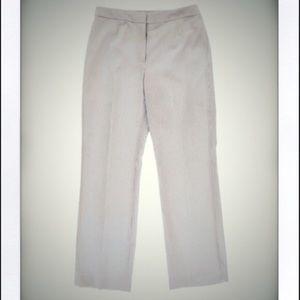 Le Suit Pants - Le suit pants blue and white size 16