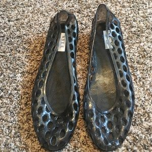 N.Y.L.A. Shoes - Jellies Flat N.Y.L.A. Never worn outside of home