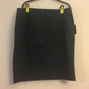 Eloquii Dresses & Skirts - Black pencil skirt