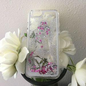 Accessories - Liquid Star Glitter iPhone (5/5s) Case