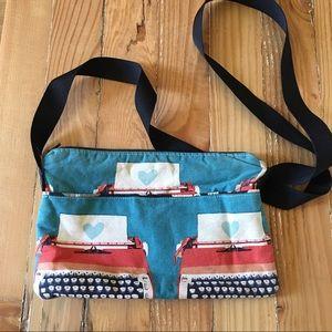 Ribbon Street Handbags - Ribbon Street Danielle Crossbody Bag