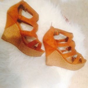 Simply Be Shoes - Wide wedges