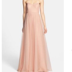 Jenny Yoo Dresses & Skirts - Jenny Yoo Annabelle convertible tulle column dress
