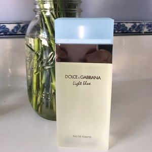 Dolce & Gabbana Accessories - Dolce & Gabbana. Light blue. Never used