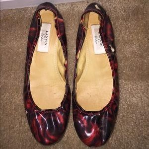 Lanvin Shoes - Lanvin ballet flats