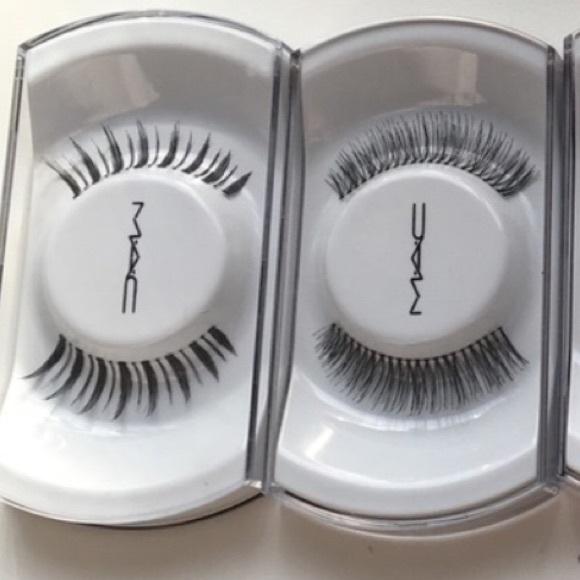 Mac Cosmetics Makeup Brand New Mac Lashes Set Of 4 Poshmark