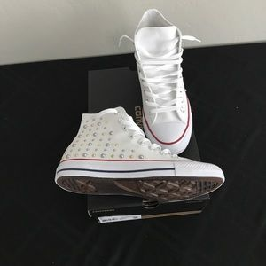 New Converse All Star Chuck Taylor Hi with Studs 9
