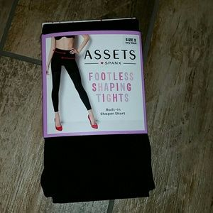 ASSETS by Sara Blakely Other - Spanx Footless Shaping Tights