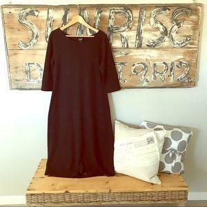 Eileen Fisher Dresses & Skirts - Eileen Fisher wool long dress