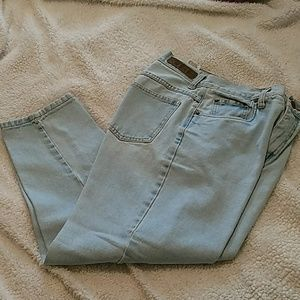 Vintage billl blass easy fit mom jeans