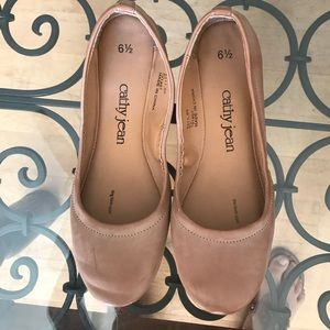 Cathy Jean Shoes - camel cathy jean flats