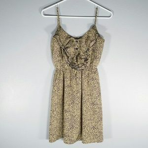 Sequin Hearts Dresses & Skirts - Sequin Hearts Spaghetti Strap Mini Dress Medium