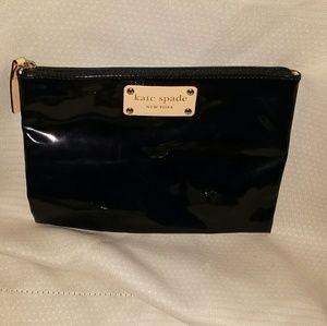 Kate spade plastic black.purse