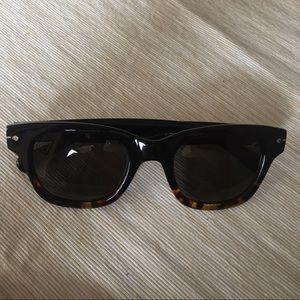 Black Kenneth Cole sunglasses