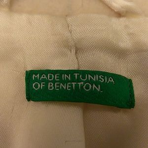 Benetton Jackets & Coats - 💞WOW WHAT CLASSIC!! by BENETTON, GOING ON SALE💞
