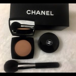 CHANEL Other - 💯✨Chanel Le beige #60 & #1 powder brush ✨💯