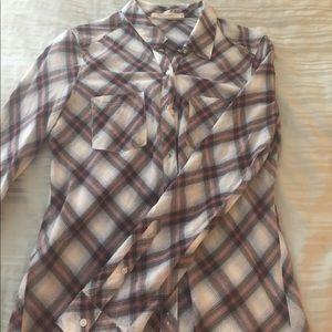 abbot main Tops - Button Down Shirt