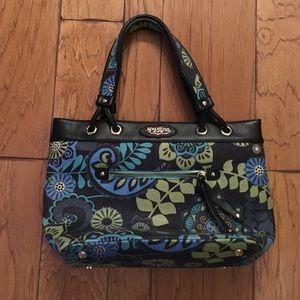 spartina 449 Handbags - Spartina 449 shoulder bag handbag blue green black