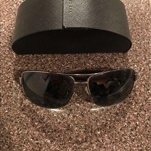 Prada Linea Rossa Other - Prada Polarized Sunglasses