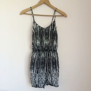 Mossimo Supply Co Other - Aztec Print Romper