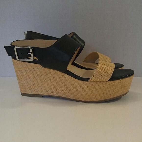 27eec80756 Calvin Klein Shoes - Calvin Klein Lorraine Wedges