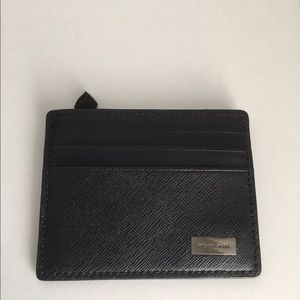 KORS Michael Kors Other - Michael Kors Andy Mens Credit Card Case