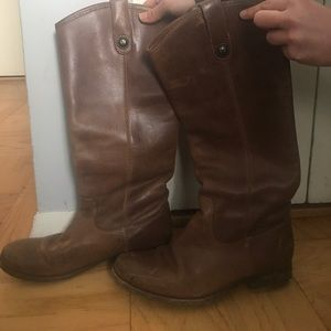 FRYE riding boots size 6