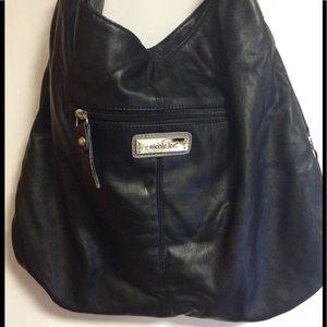 Nicole Lee Handbags - Nicole Lee black hobo purse bag
