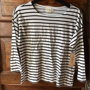 Denim and Supply Ralph Lauren striped Top Large
