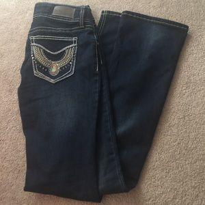 Hydraulic Denim - Hydraulic Jeans beaded
