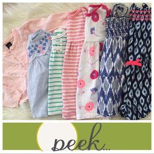 Peek Other - Premium Brand Bundle (Size 12-18m)