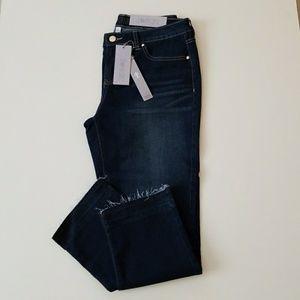 Jennifer Lopez Denim - NWT JLo Fun & Sexy Boho Cropped Jeans