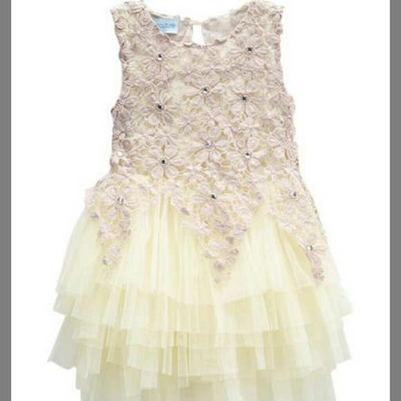 Just Couture Other - Tulle Tiered Dress