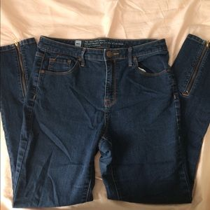 Mossimo Supply Co. Denim - High-Waisted Target Brand Jeans