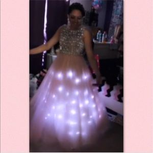 Terani Couture Dresses & Skirts - Beautiful Original Light Up Prom Dress