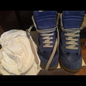 Maison Martin Margiela Shoes - Maison Martin Margiela Paris High top sneakers.