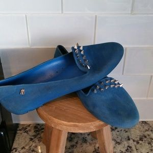 Melissa Shoes - Melissa rubber loafers with studs