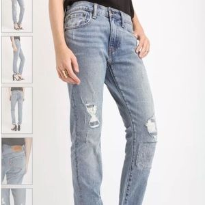Levi's Denim - Levi's Vintage Redone style 505c slim straight leg