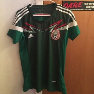 Mexico Women's Jersey